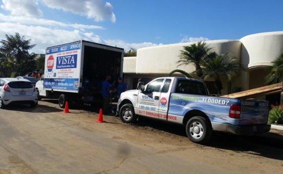 Tierrasanta Flood Repairs